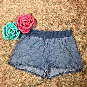 LC Denim Hot Pants